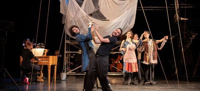 Guillaume Tell de Grétry décoche sa flèche à l'Opéra de Reims