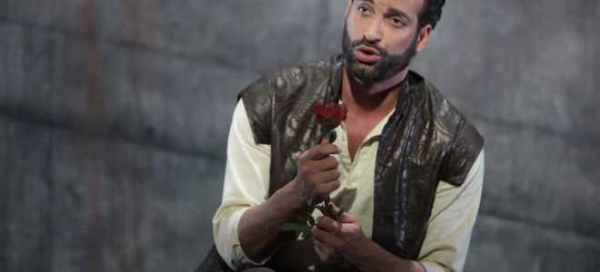 Ramè Lahaj remplacera Abdellah Lasri dans Lucia di Lammermoor à l'Opéra de Paris