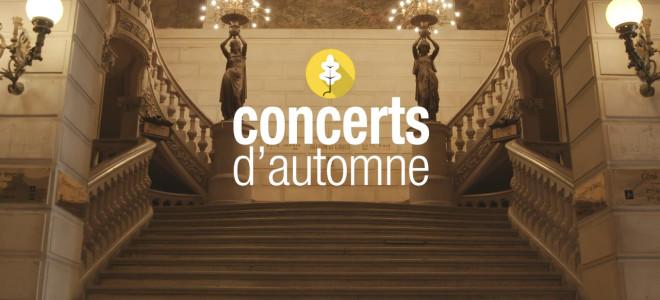 Le Festival Concerts d'automne à Tours soutient et remercie les soignants