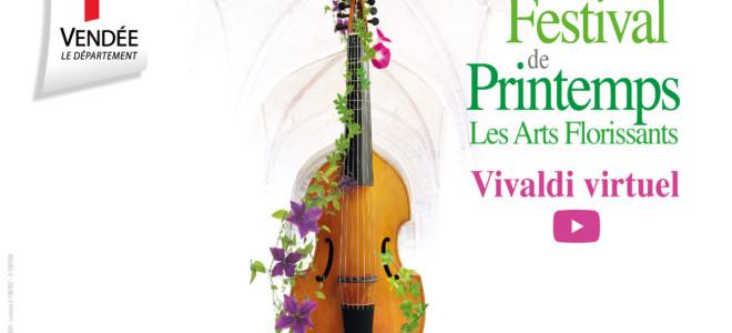 Le Jardin virtuel des Arts Florissants, un Festival en ligne refleurit