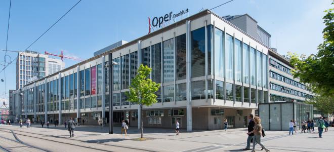Opéra de Francfort, reprendre plus fort en 2020/2021