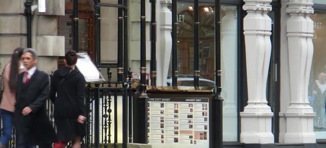 Déconfinement musical : le Wigmore Hall redonne le la au Royaume-Uni