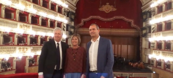 Naples reprend avec des stars, annonce le Directeur de l'Opéra de Paris Stéphane Lissner