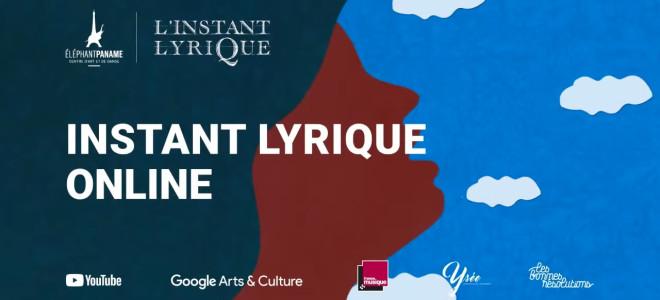 Google diffuse un double Instant lyrique depuis l'Eléphant Paname