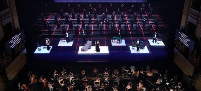 La Traviata madrilène, du virtuel au Real