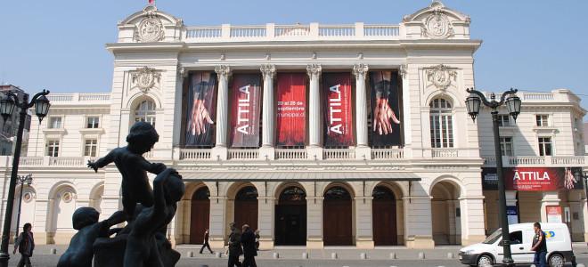 Le Teatro Municipal de Santiago du Chili lève le masque (sur sa saison 2021) mais pas son public