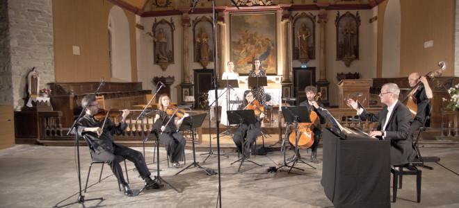Concert Sacré au Festival lyrique-en-mer de Belle-Île édition 2020