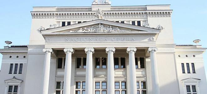 L'Opéra de Lettonie annonce reprise et reprogrammation dès la rentrée