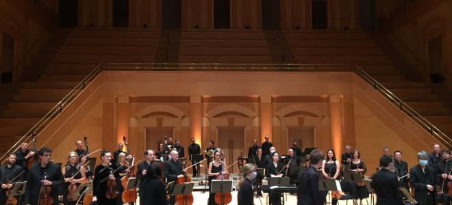 Masterclasse de maestros et maestras à la Cité Musicale de Metz