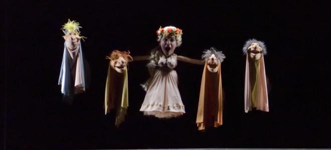 Valérie Lesort dynamite Orphée et Eurydice de Gluck à l'Opéra Comique