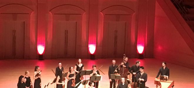 Sandrine Piau et Le Concert de la Loge, retour à l'Arsenal de Metz