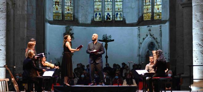 Il Paradiso florentin à Ambronay : le Sollazzo Ensemble rend hommage à la musique du Trecento