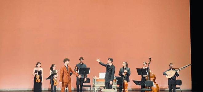 Les Facce d'Amore de Jakub Jozef Orlinski à Musique Baroque en Avignon