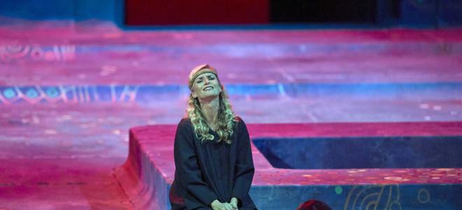Un tableau vivant tempétueux : Salomé à l'Opéra d'État de Vienne