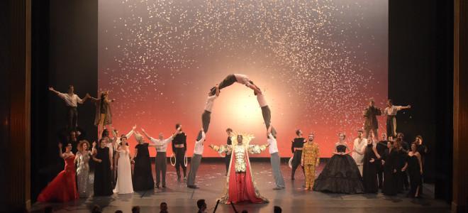 Ballet Royal, Nuit fantastique avec la cour au TCE