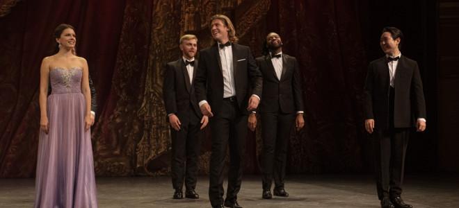 Académie de l'Opéra de Paris, star de ce début de saison