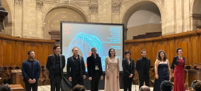 Res Lyrica renoue le fil avec Ariane de Massenet