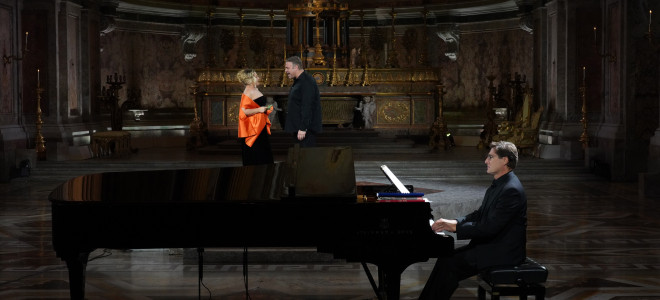 Diana Damrau et Joseph Calleja, sacré duo en récital Met Stars Live