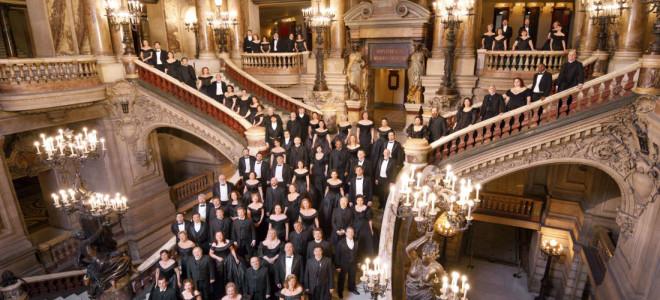 Intimité et douceur du Requiem de Fauré par le Chœur de l'Opéra de Paris