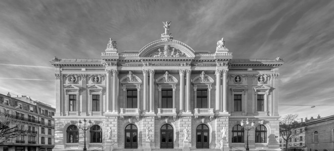 La Suisse referme ses opéras et salles de concert