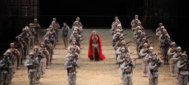 Parsifal au Teatro Massimo de Palerme : distribution remarquée, mise en scène déroutante