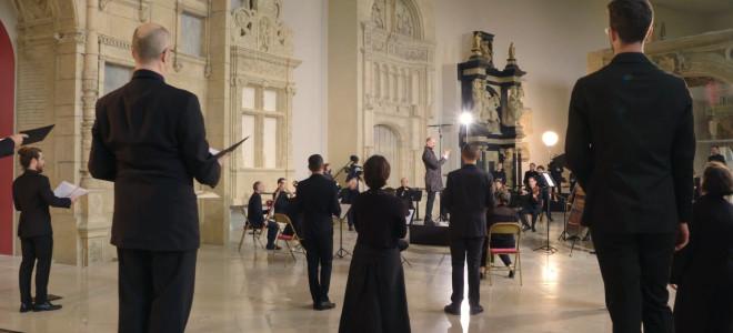 Le Concert Spirituel remporte le Prix Liliane Bettencourt pour le chant choral 2020