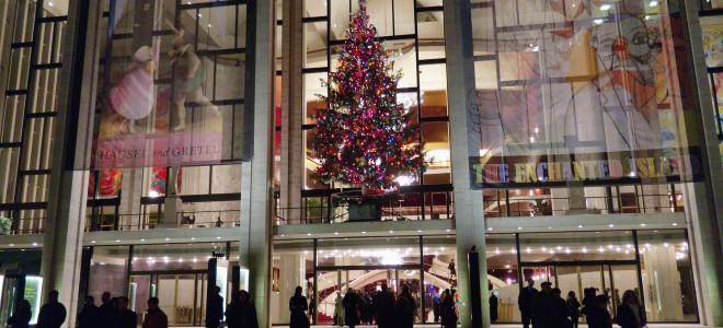 Concert de Gala pour un Nouvel An virtuel au Met