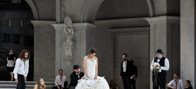 Rusalka ballerine danse au Teatro Real après un siècle d'absence