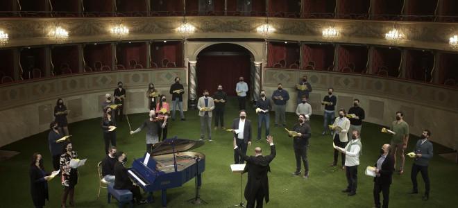 Gala anniversaire pour Donizetti dans son Festival en ligne