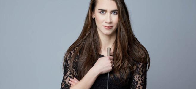 Marta Gardolińska nommée Directrice musicale à l'Opéra de Nancy