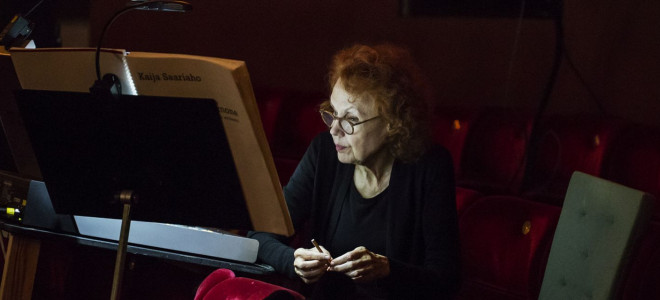 Biennale Musicale de Venise 2021 : Lion d'Or pour Kaija Saariaho