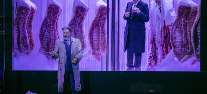 Don Giovanni, Chambre 666 avec vue sur le porc d'Athènes