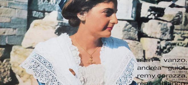 Andréa Guiot, Mireille pour l'éternité