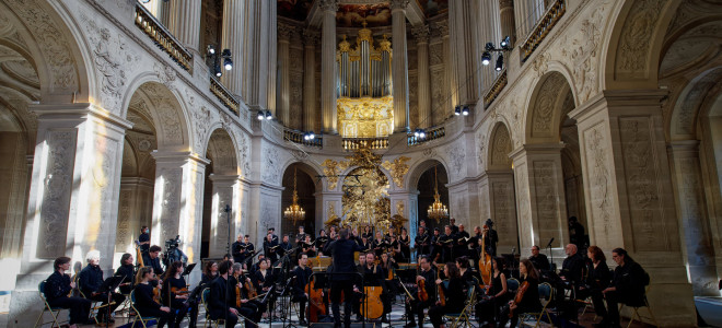 Grands Motets de Lully : Les Épopées au cœur de la Chapelle Royale de Versailles