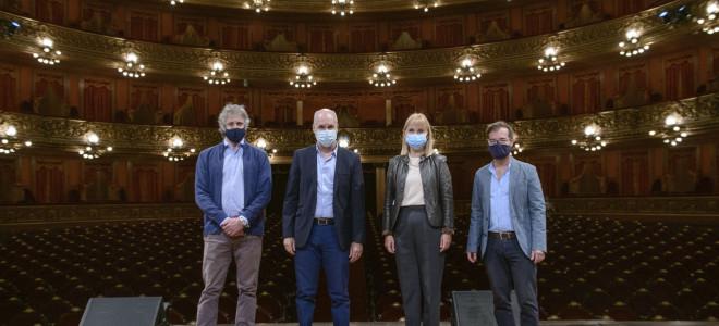 Se ressourcer : une saison 2021 formalisée au Teatro Colón