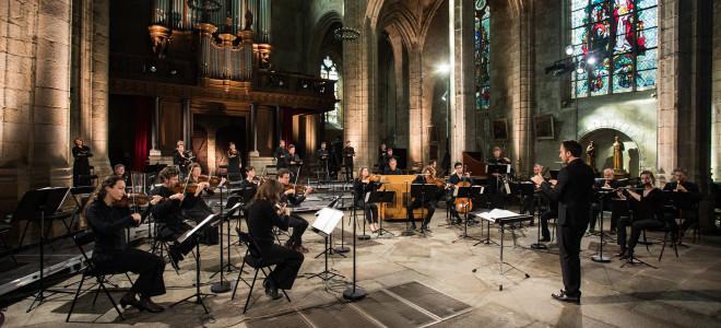 Oratorios de Pâques et de l'Ascension : Banquet Céleste en direct de Rennes