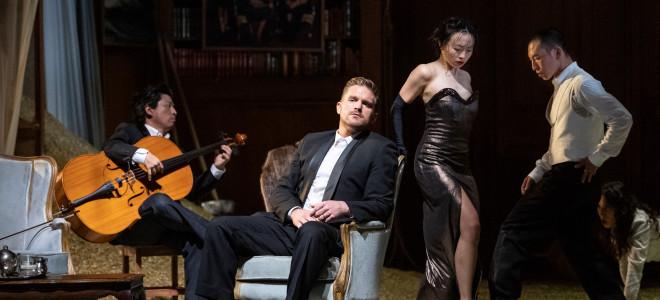 Didon et Enée à l'Opéra de Genève, le support de l'angoisse