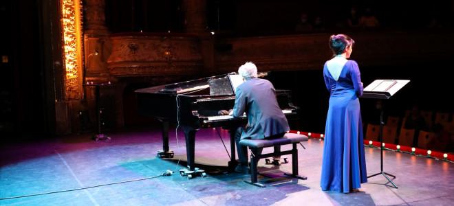 Une heure de bonheur et d'amour avec Jodie Devos à l'Opéra de Tours