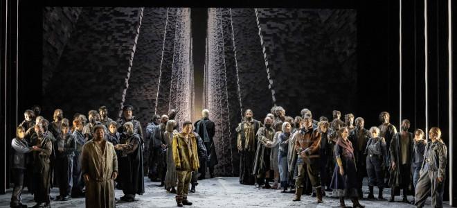 L'Opéra-Théâtre de Metz délivre le prisonnier Florestan, dans Fidelio