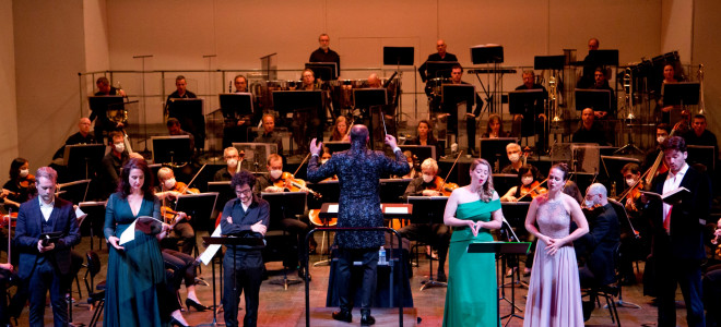 Grand gala lyrique à l'Opéra de Tours