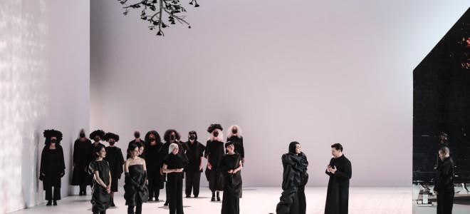 Méta-mise en scène de Madame Butterfly à l'Opéra du Rhin