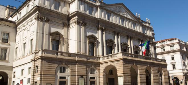 Anna Netrebko ouvre et Roberto Alagna revient à La Scala de Milan en 2019/2020