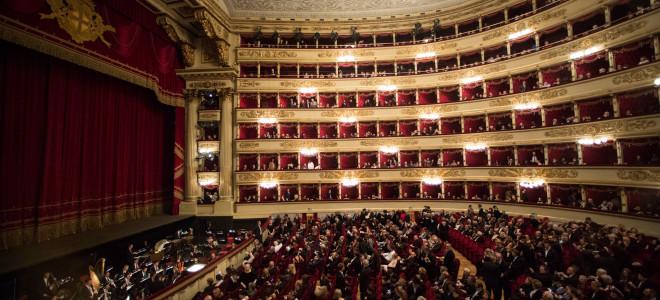 La nouvelle saison de La Scala s'ouvre lundi !