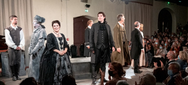 Don Giovanni séduit aussi son public au Festival de la Vézère