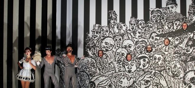Des Brigands au sommet du burlesque dans les Chevaliers de la Table Ronde à Massy