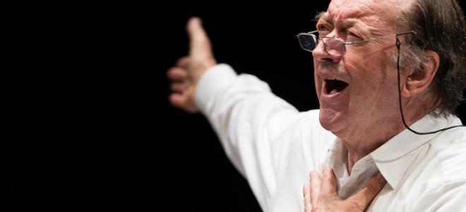 Décès du pape du renouveau baroque, le chef d'orchestre Nikolaus Harnoncourt