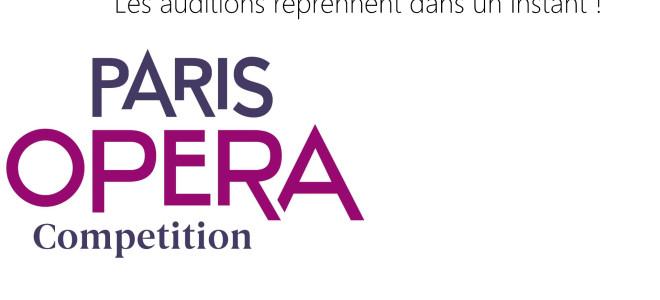 Paris Opera Competition : zoom sur une sélection lyrique en visio