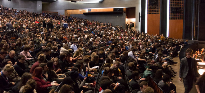 Avant-premières jeunes : la petite révolution de l'Opéra national de Paris