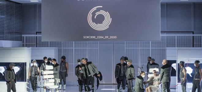 Le Trouvère, Matrix 2050-2070 à l'Opéra de Rouen