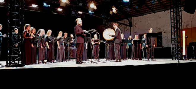 Voix naturelles et surnaturelles : Les Métaboles au Festival Musica